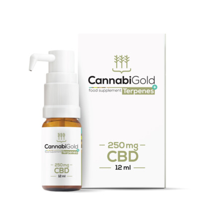 CannabiGold Terpenes+ 250 mg
