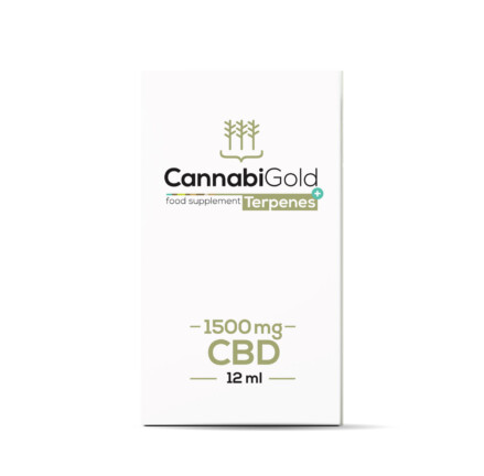 CannabiGold Terpenes+ 1500 mg