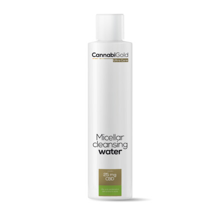 Micellar cleansing water for oily, combination and acne-prone skin