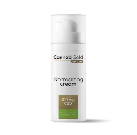 Normalizing cream for oily, combination and acne-prone skin